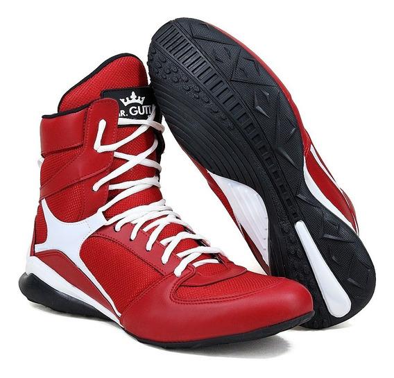Tênis Bota Fitness Treino Unissex Do 33 Ao 45 Confortavel