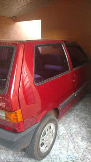 Fiat Uno Mille Sx Bem Conservado