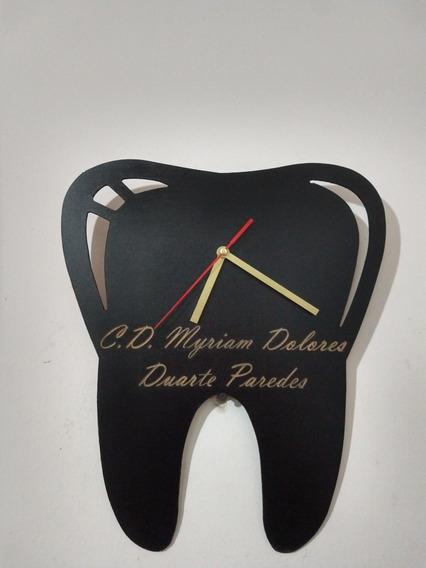 Reloj Para Dentista