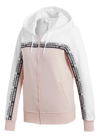 Campera adidas Originals Tt Hooded- 7689 - Moov