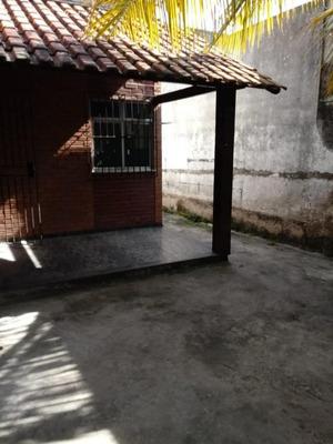 Casa Em Amendoeira, São Gonçalo/rj De 55m² 2 Quartos À Venda Por R$ 187.000,00 - Ca212809