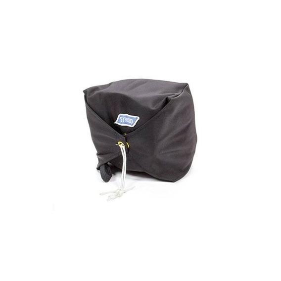 Stroud Safety 400-01 Super Comp Black Chute