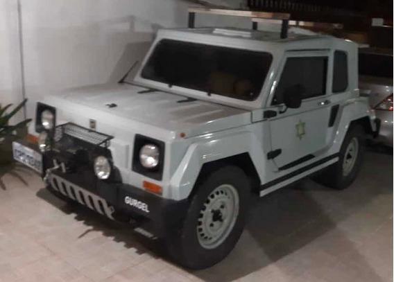 Gurgel X-12 X-12 Jeep Fechado