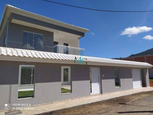 Imagem 1 de 30 de Casa Com 4 Dormitórios À Venda, 480 M² Por R$ 1.000.000 - Campo Grande - Rio De Janeiro/rj - Ca0701