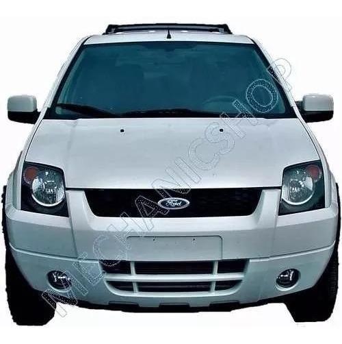Manual Del Propietario Ford Ecosport 2004 En Mercado Libre
