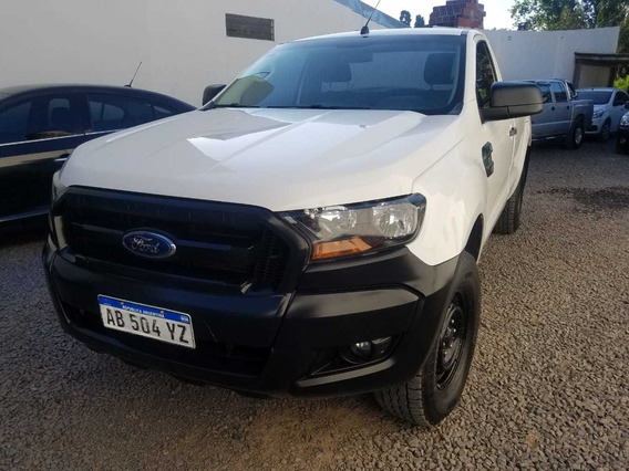 Ford Ranger 2.2 Cs Xl Tdci 150cv 4x4. Vea El Video!!