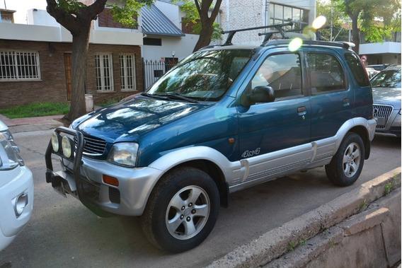 Daihatsu Terios 4x4 1.3 Sx