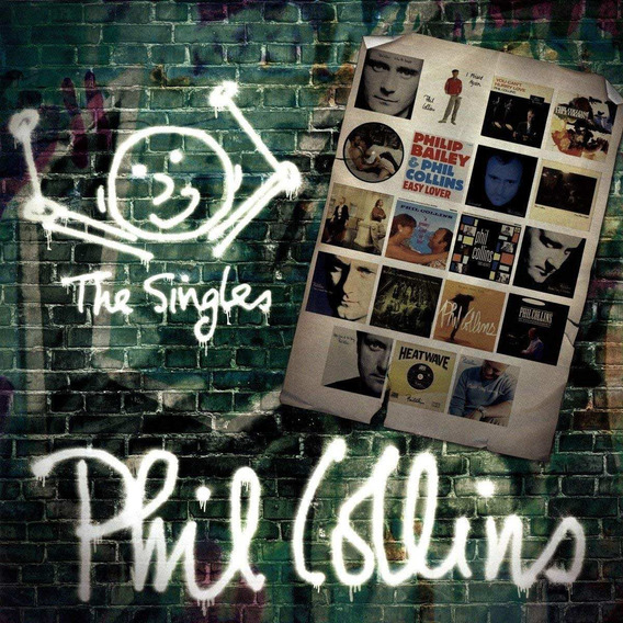 Phil Collins - The Singles Collection Vinyl [180g 2lp]