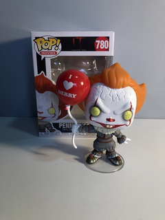 Funko Pop It Pennywise With Balloon - 780