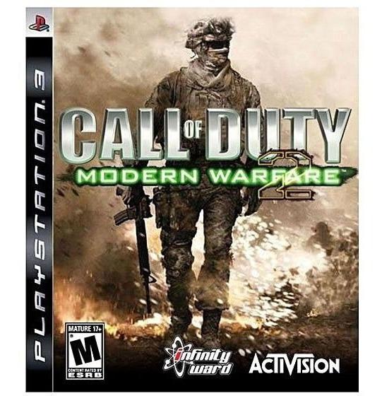 Call Of Duty - Modern Warfare 2 | Ps3 / M. Fisica