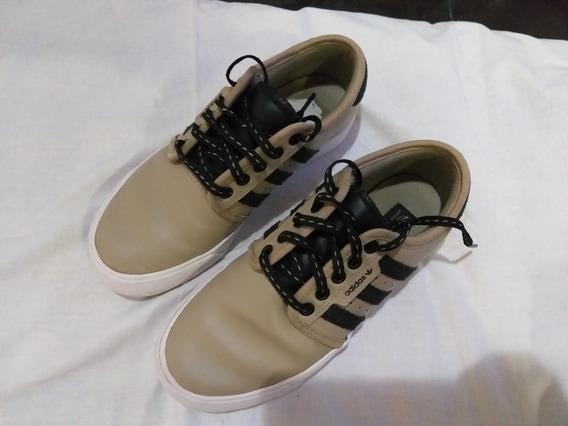 Zapatillas adidas Seeley Skateboarding Talle Talle 34