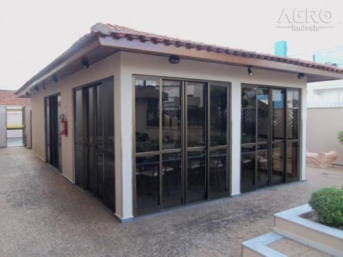 Apartamento Residencial Para Venda E Locação, Vila Santa Tereza, Bauru - Ap0448. - Ap0448