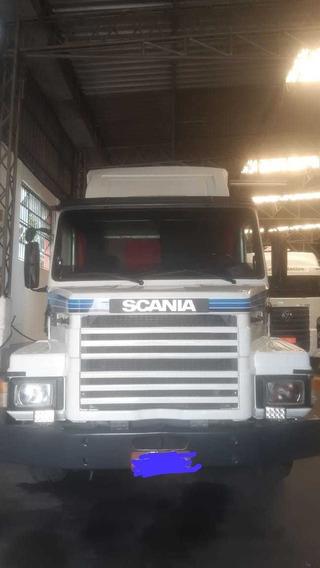 Scania T112h 4x2 1986