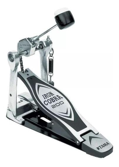 Pedal De Bumbo Tama Hp200 Iron Cobra Powerglide