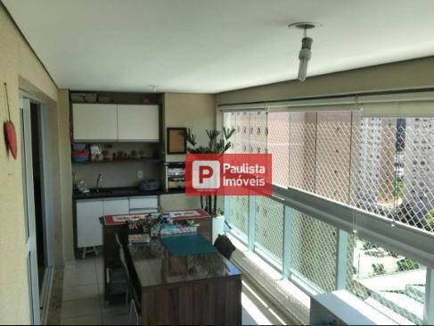 Apartamento Com 3 Suites À Venda, 127 M² Por R$ 1.380.000 - Brooklin - São Paulo/sp - Ap29381