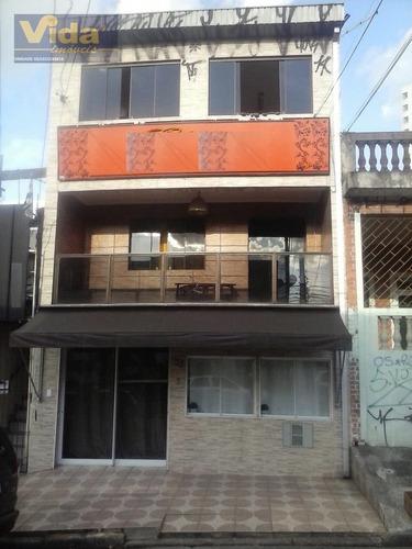 Imagem 1 de 15 de Sobrado Comercial A Venda Em Km 18  -  Osasco - 42239