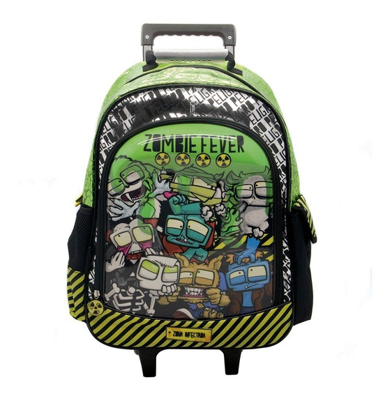 Mochila Carro Zombie Infection De 18 - Sharif Express