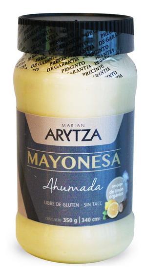 Mayonesa Arytza Ahumada -100% Natural Gourmet - Lanzamiento