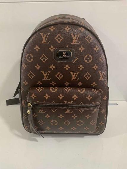 Mochila Backpack Louis Vuitton