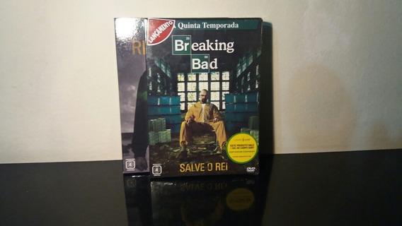 Dvd Do Seriado Breaking Bad 5 Temporada E Temporada Final