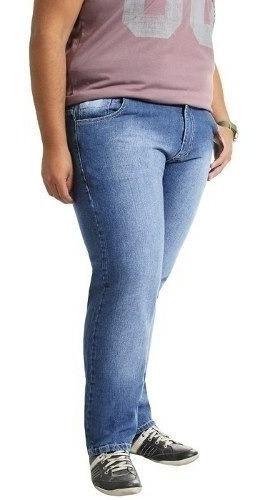 Calça Jeans Masculina Kit 2 Pçs Lycra Tamanho 46/48/52/54