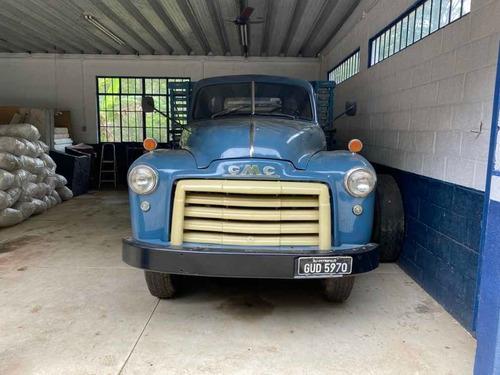 Caminhão Gmc 1952 Importado Gmc