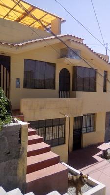 Vendo Casa 170m2 Dos Pisos Mas Terraza
