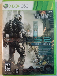 Crysis 2 - Limited Edition - Canje