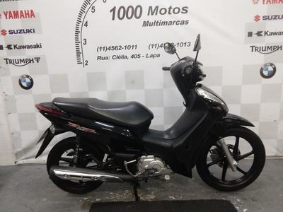 Honda Biz 110 I 2016 Otimo Estado Aceito Moto