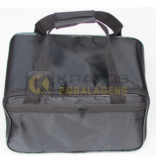 Kit 03 Bolsas Mini - Com 5 Bandejas Completas - Para Jóias