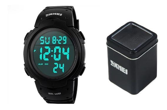 Relógio Digital Skimei 1068 Prova D