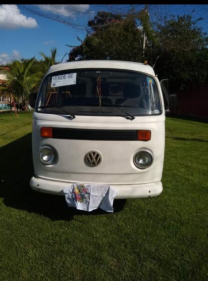 Volkswagen Kombi 2001 1.6 3p Gasolina