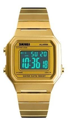 Skmei 1377 Homens Da Moda Relógios Top Marca De Luxo Relógio