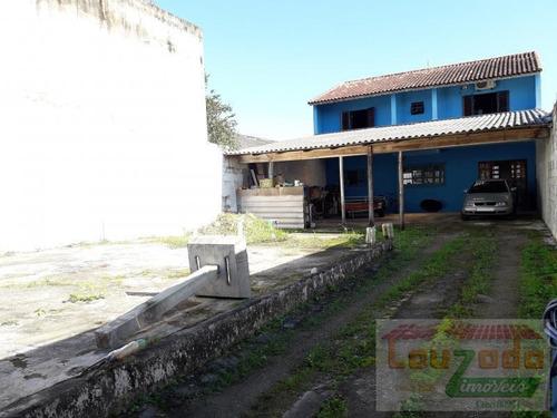 Imagem 1 de 13 de Sobrado Para Venda Em Peruíbe, Caraguava, 2 Dormitórios, 2 Banheiros, 5 Vagas - 2402_2-885334