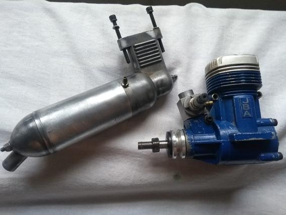 Motor Jba 61 Semi Novo Pouco Uso