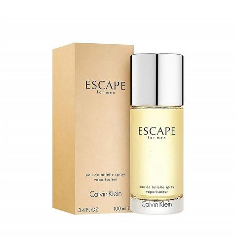 Perfume Loción Escape For Men Hombre 100ml Original