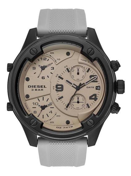Relógio Diesel Masculino Boltdown Grafite Dz7416/8cn