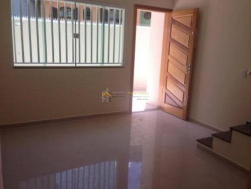 Sobrado Em Condomínio Para Venda No Bairro Vila Formosa, 2 Dorm, 2 Suíte, 1 Vagas, 70 M - 4738