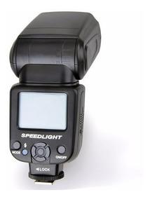 Flash Para Canon Tr950 T6 T6i T5i T5 6d 7d 70d 80d 5d 1100d