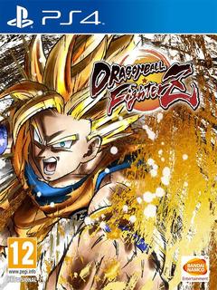 Dragon Ball Fighterz Digital Ps4