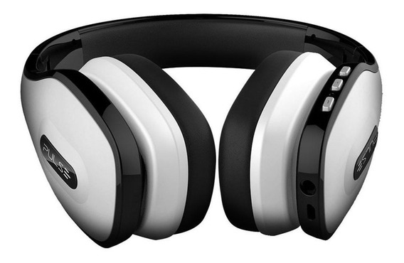 Fone De Ouvido Headphone Bluetooth Pulse Branco Ph152