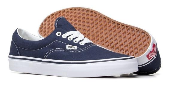 Tenis Vans Era Azul Original Com Nota Fiscal