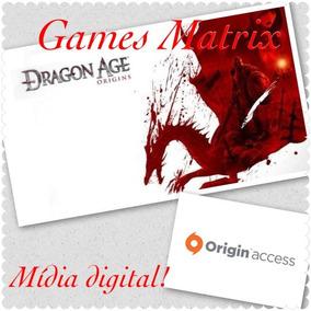 Dragon Age Origin Pc - Offline - Envio Imediato!