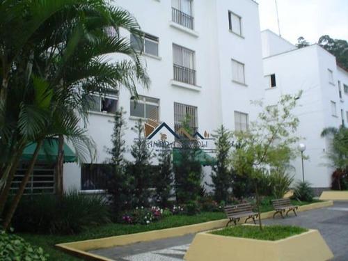 Imagem 1 de 15 de Apartamento Em Condomínio Fechado Com Lazer Completo - 13