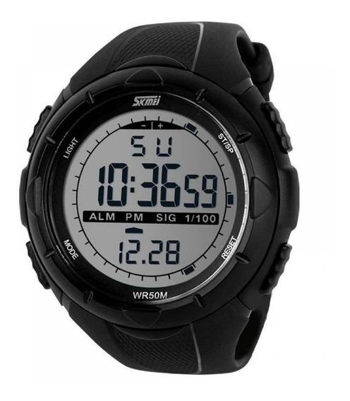 Relógio Masculino Esportivo Digital Skmei Aprova/água 1025