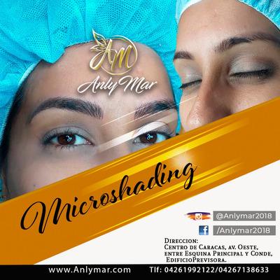 Micropigmentación (cejas, Ojos Y Labios) Microblading...