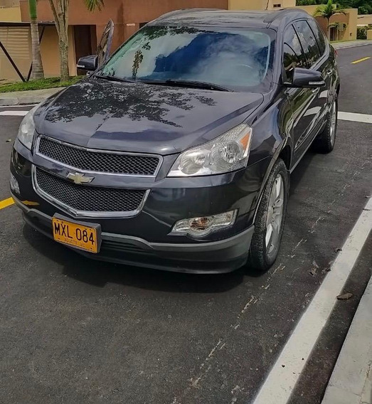 Chevrolet Traverse Lt 4x4 At 2012. Fs