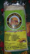 Polpas De Frutas Natural