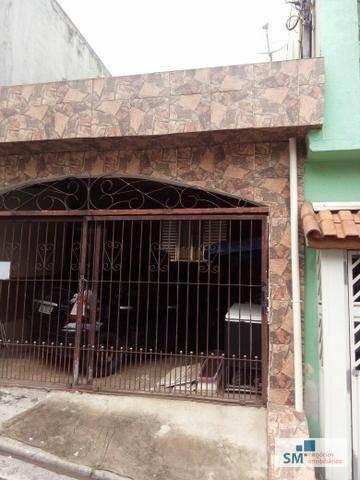 Casa Residencial À Venda, Alves Dias, São Bernardo Do Campo. - Ca0062