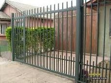 Soldadura Al Arco:cobertizos,protecciones,galpones,radier.